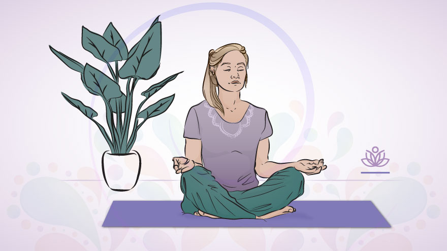 Meditations and breathing exercises