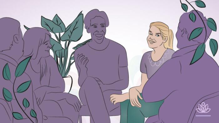 Spotkania grupowe z psychologiem online
