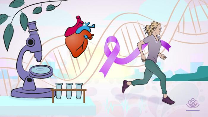 Obciążenia i profilaktyczne, onkologiczne badania genetyczne – moc, zdrowie i odporność w genach